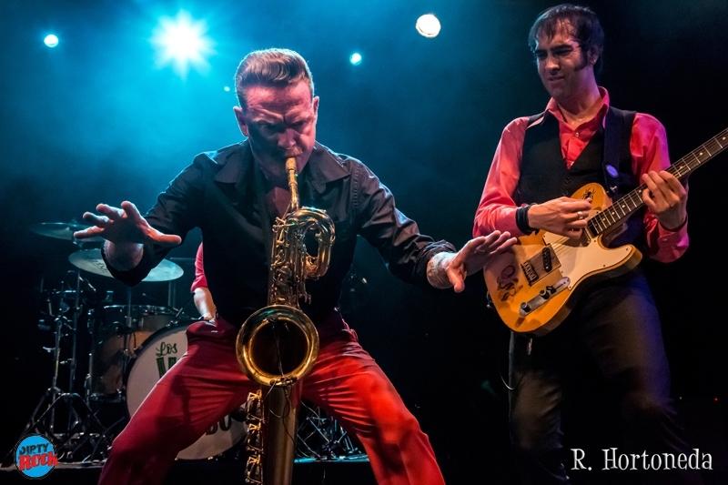 Dani Nel·lo publica Los Saxofonistas Salvajes