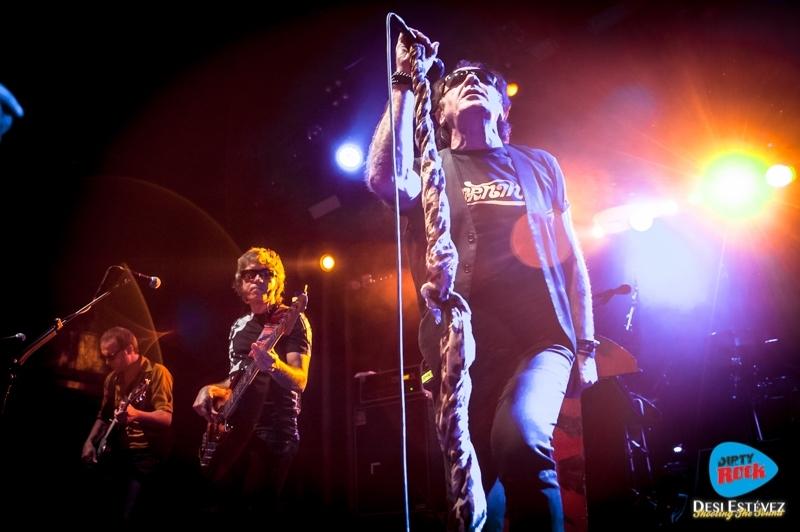 Entrevista a Johnny Burning Burning gira Corre Conmigo.3