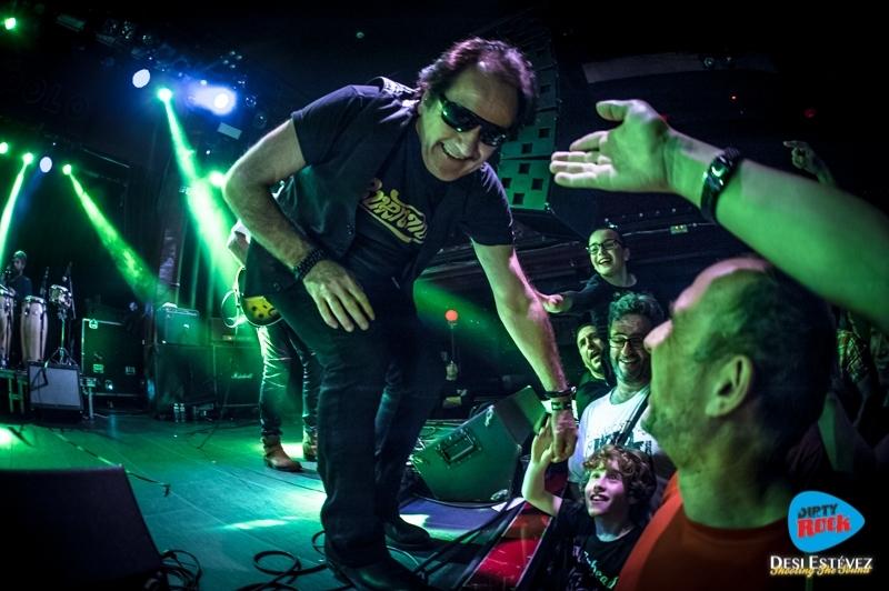 Entrevista a Johnny Burning Burning gira Corre Conmigo.8