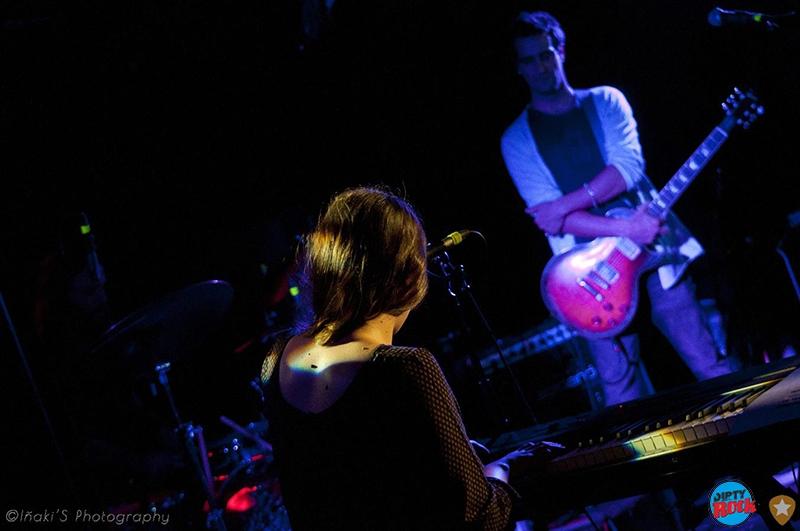 Morgan presentó North en Valencia Loco Club.4