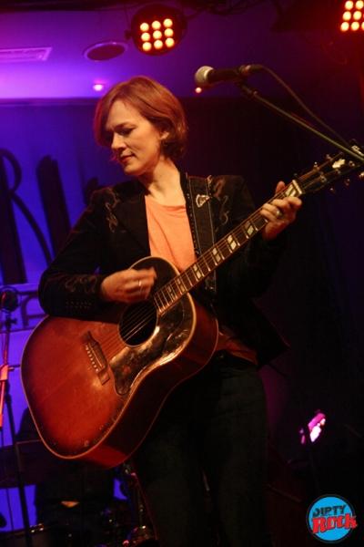 Laura Cantrell concierto Madrid 2017.2
