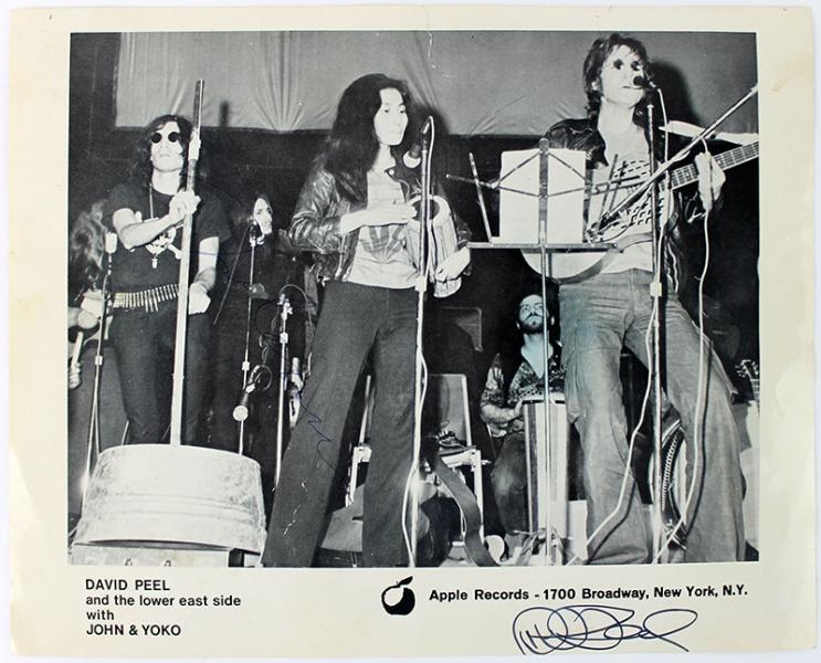 Adiós a David Peel, adiós el último yippie hippie