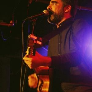Santi Campos concierto La Huerta Sala Clamores Madrid.1