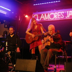 Tori Sparks concierto La Huerta Sala Clamores Madrid.1