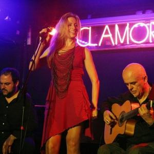 Tori Sparks concierto La Huerta Sala Clamores Madrid.3