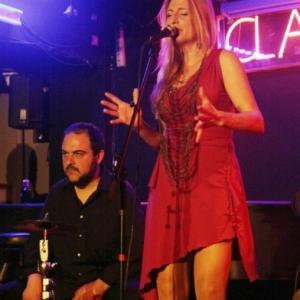 Tori Sparks concierto La Huerta Sala Clamores Madrid.5