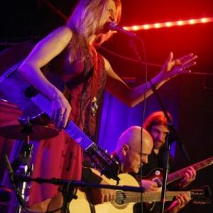 Tori Sparks concierto La Huerta Sala Clamores Madrid.8