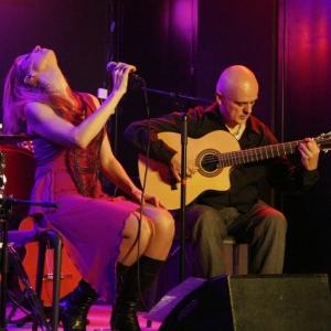 Tori Sparks concierto La Huerta Sala Clamores Madrid.9