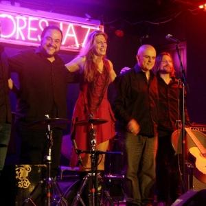 Tori Sparks concierto La Huerta Sala Clamores Madrid