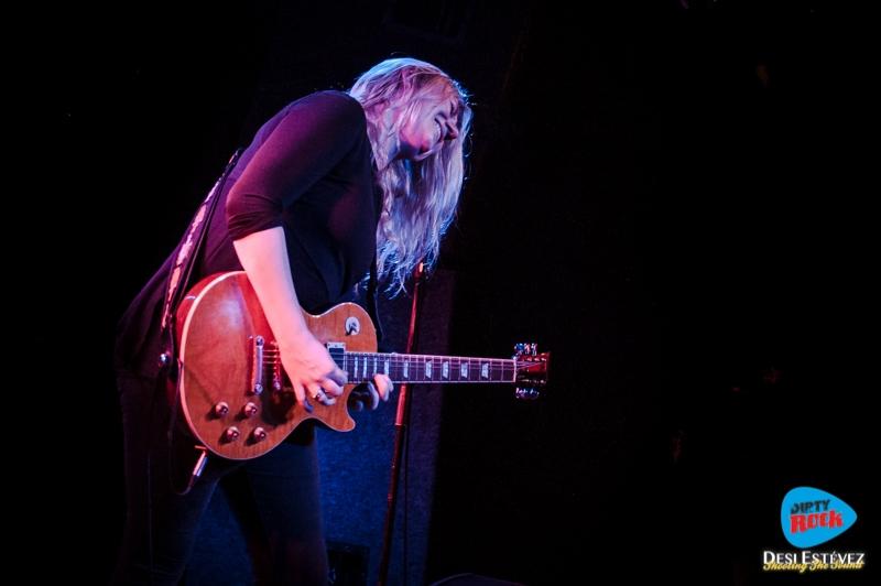 Joanne Shaw Taylor concierto Barcelona.
