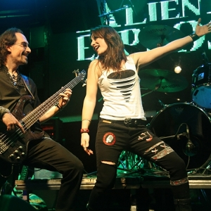 Alien Rockin´Explosion crónica Madrid.3