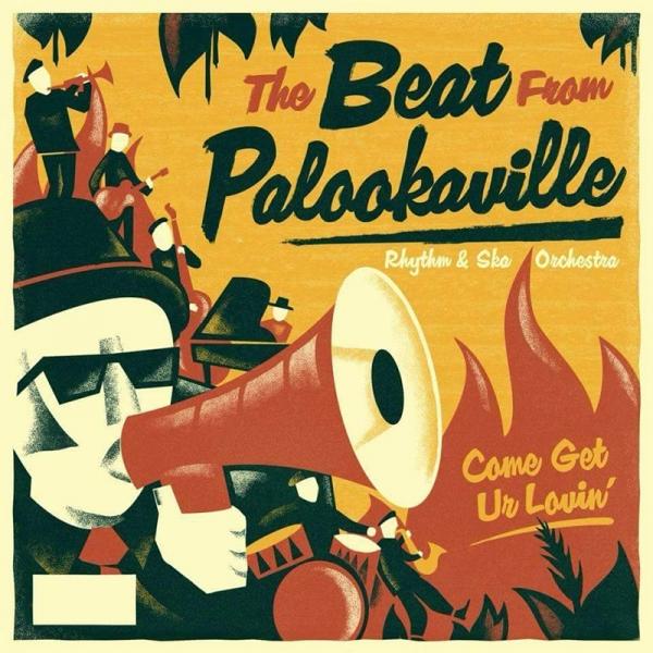 Entrevista a The Beat From Palookaville quienes vienen a presentar Come Get Ur Lovin '
