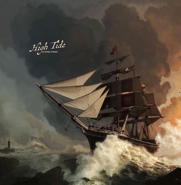 Entrevista a The Empire Strikes, gira española High Tide nuevo disco