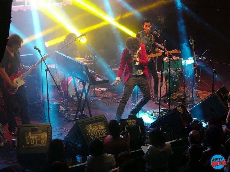 Cabezafuego presenta Somos droga nuevo disco.1