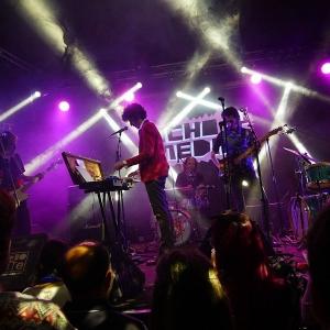 Cabezafuego presenta Somos droga nuevo disco.13