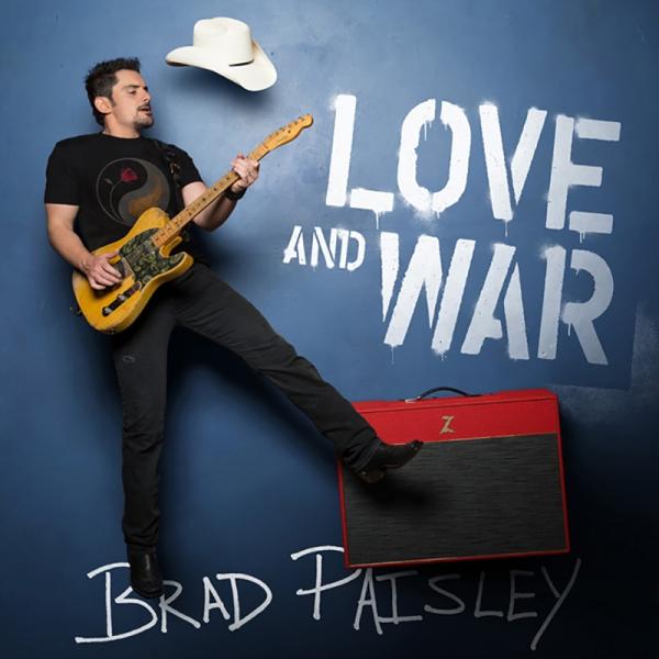 Mick Jagger y John Fogerty en el nuevo disco de Brad Paisley Love And War