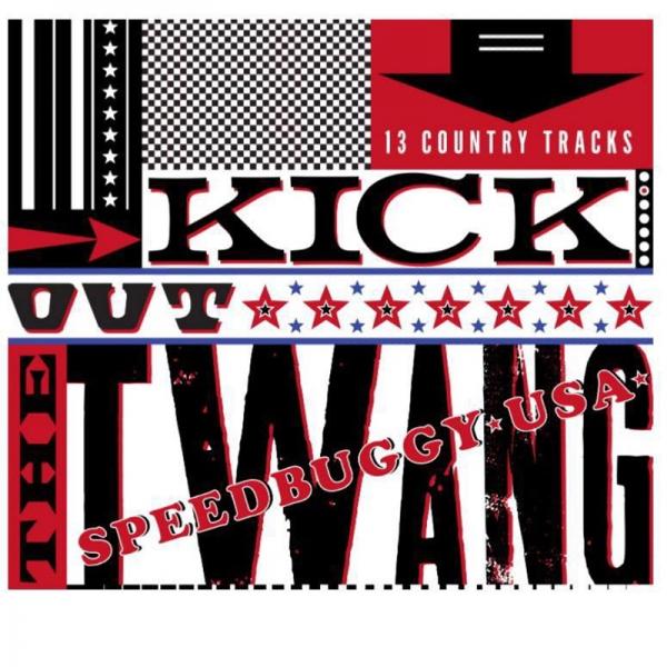 Gira española de Speedbuggy USA para presentar su nuevo disco Kick Out The Twang 2017