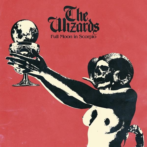 The Wizards publican nuevo disco Full Moon in Scorpio