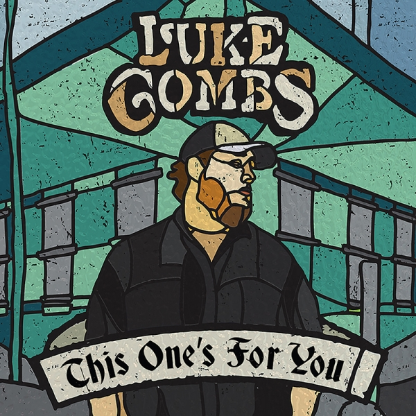 Luke Combs debuta con This One's for You 2017