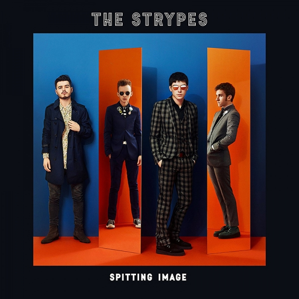 The Strypes tienen nuevo disco Spitting Image