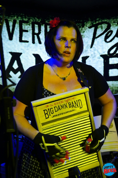 Reverend Peyton's Big Damn Band Madrid 2017.9