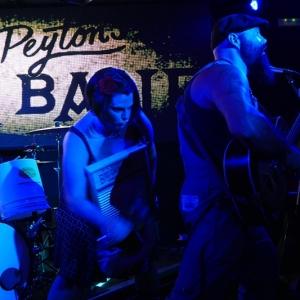 Reverend Peyton's Big Damn Band Madrid 2017.
