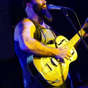 Reverend Peyton's Big Damn Band Madrid 2017.10