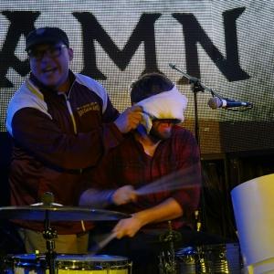 Reverend Peyton's Big Damn Band Madrid 2017.11