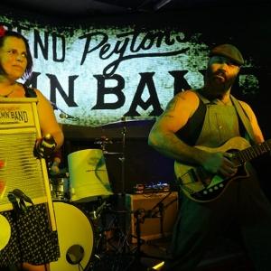 Reverend Peyton's Big Damn Band Madrid 2017.12