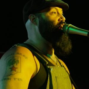 Reverend Peyton's Big Damn Band Madrid 2017.3