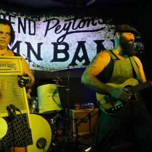 Reverend Peyton's Big Damn Band Madrid 2017.5