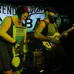 Reverend Peyton's Big Damn Band Madrid 2017.8