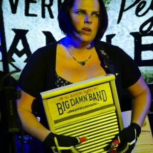 Reverend Peyton's Big Damn Band Madrid 2017.9