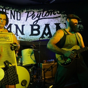 Reverend Peyton's Big Damn Band Madrid 2017.5