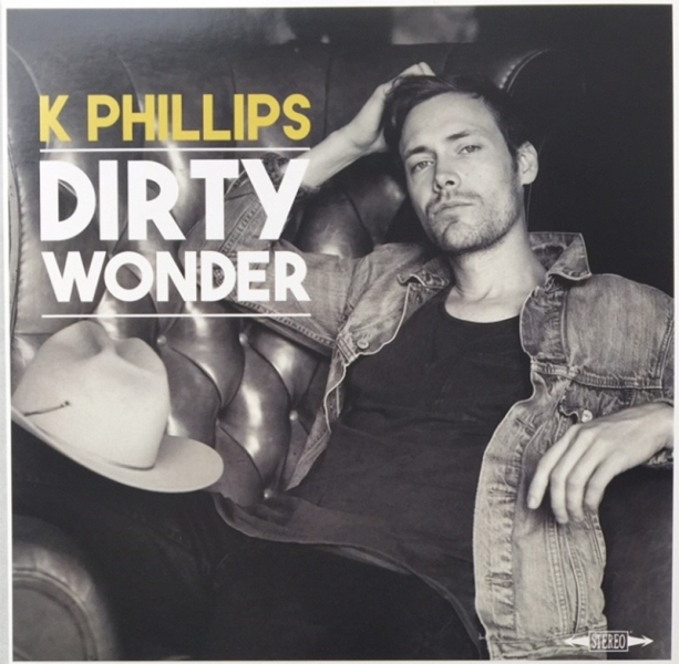 K Phillips publica nuevo disco Dirty Wonder 2017