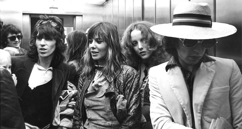 Adiós a Anita Pallenberg, la musa y groupie de los Rolling Stones