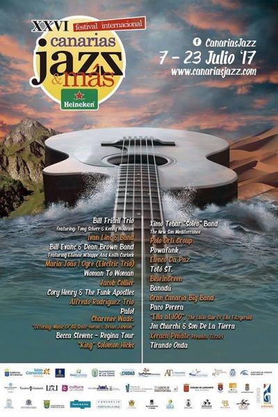 Festival Internacional Canarias Jazz & más 2017