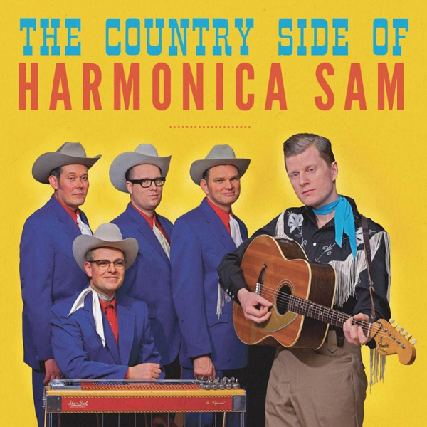 The Country Side Of Harmonica Sam gira en España