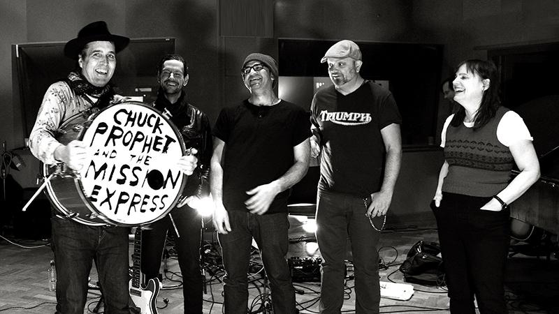 Chuck Prophet & The Mission Express anuncian nueva gira española