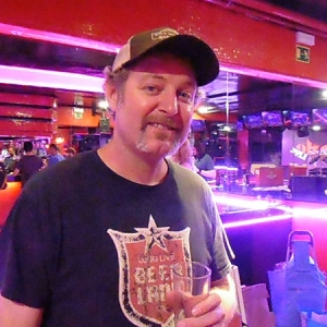 Scott H Biram en Madrid junio 2017