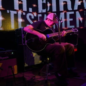 Scott H. Biram Madrid 2017.13