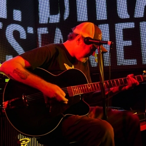 Scott H. Biram Madrid 2017.8