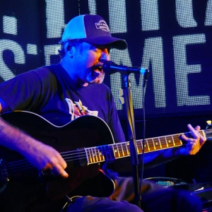 Scott H. Biram Madrid 2017.9