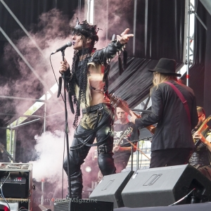 Psychotica Azkena Rock festival 2017