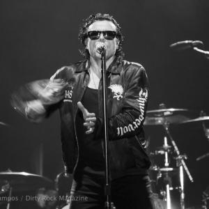 The Cult Azkena Rock festival 2017