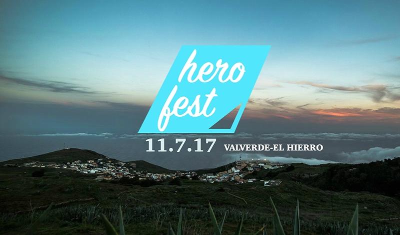 Música en la calle con el Hero Fest en la isla de El Hierro 2017