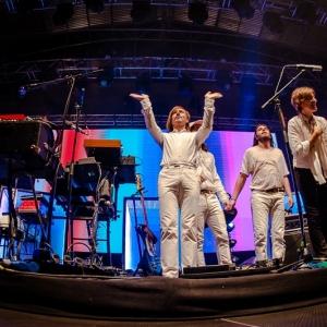 Air en el Festival de Pedralbes 2017