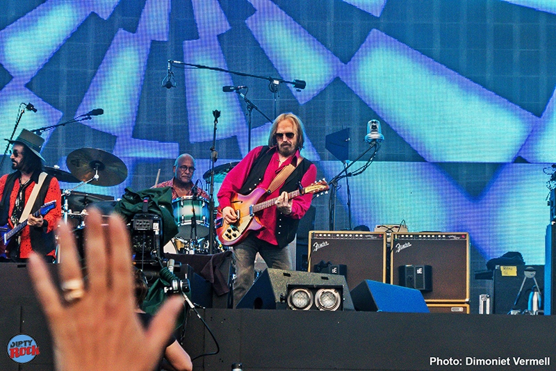 Tom Petty & The Heartbreakers Londres Hyde Park 2017.4