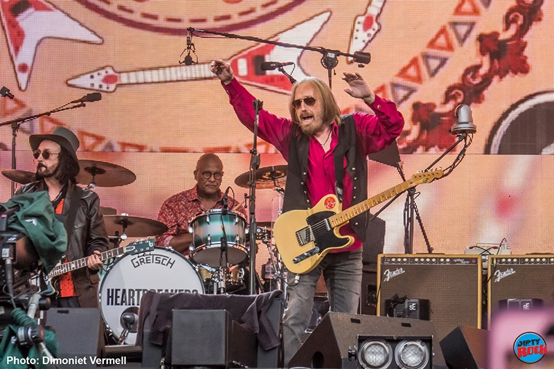 Tom Petty & The Heartbreakers Londres Hyde Park 2017.7