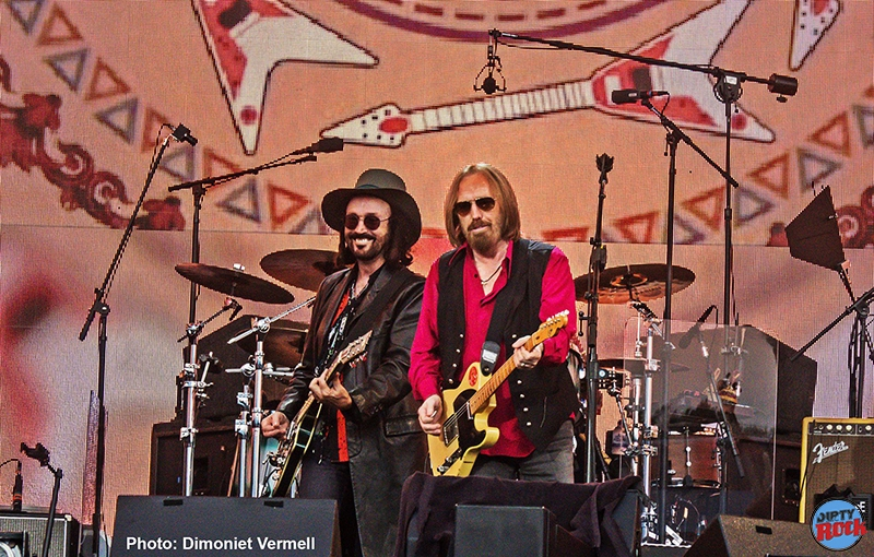 Tom Petty & The Heartbreakers Londres Hyde Park 2017.8